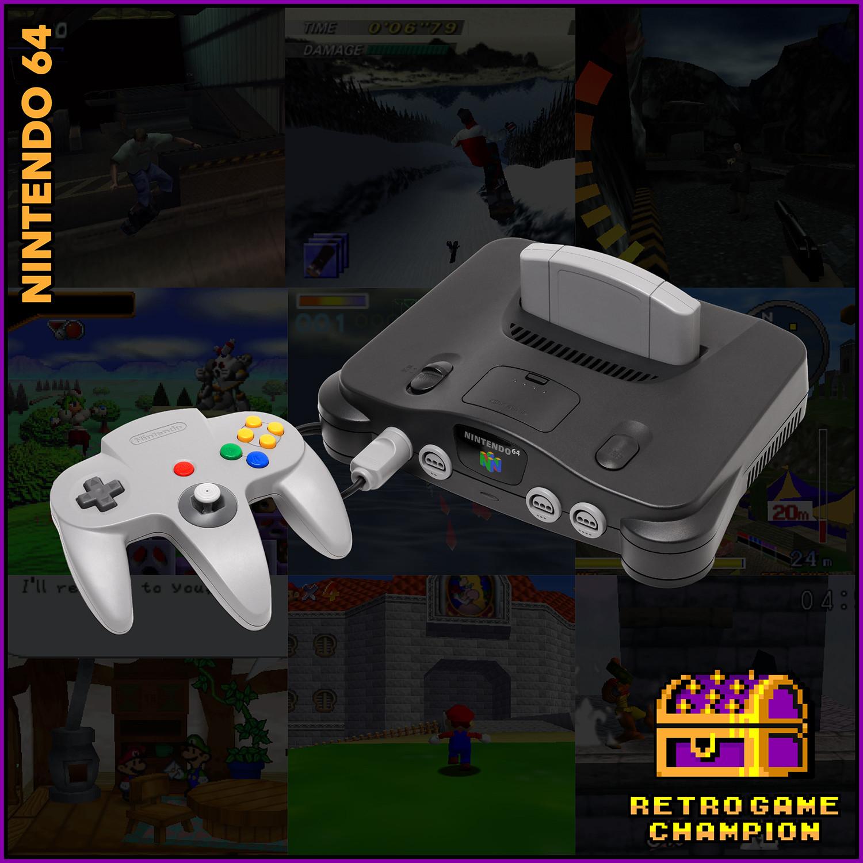 Nintendo 64 | Retro Game Champion