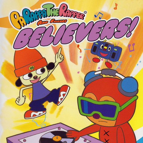 PaRappa the Rapper and Friends: Believers!