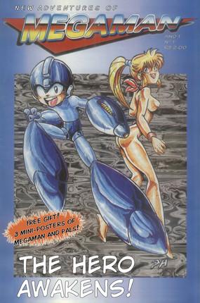 New Adventures of Megaman
