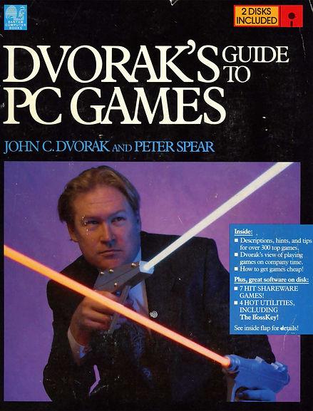 Dvorak's Guide to PC Games