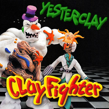 ClayFighter: Yesterclay