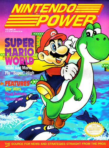 Nintendo Power: SNES Era