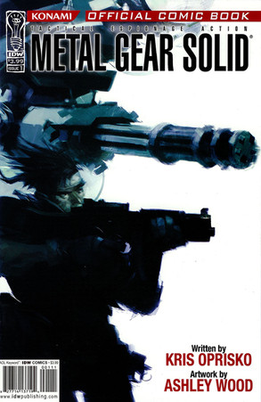 Metal Gear Comic Series