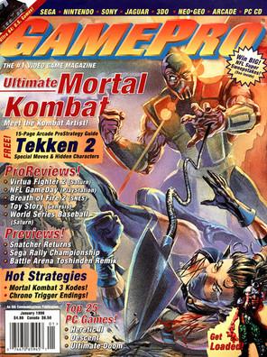 GamePro: 1996-1999