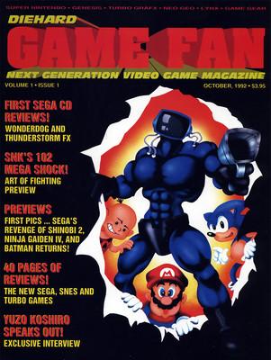 GameFan: 1992-1996