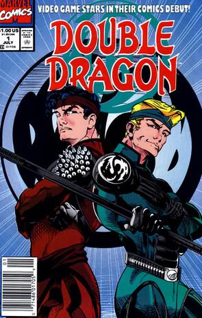Double Dragon Comic