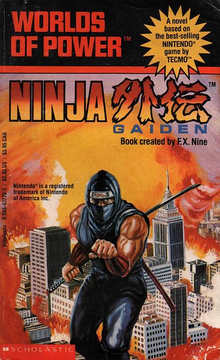 Worlds of Power: Ninja Gaiden