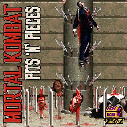 Mortal Kombat: Pits 'n' Pieces