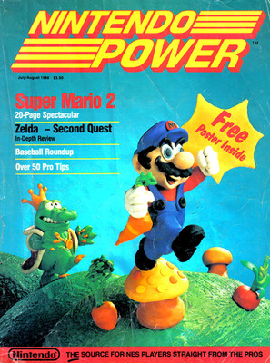 Nintendo Power: NES Era