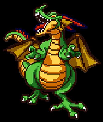 Selfworthless the Dragon