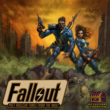 Fallout: Post Nuclear Tunes from the Vault