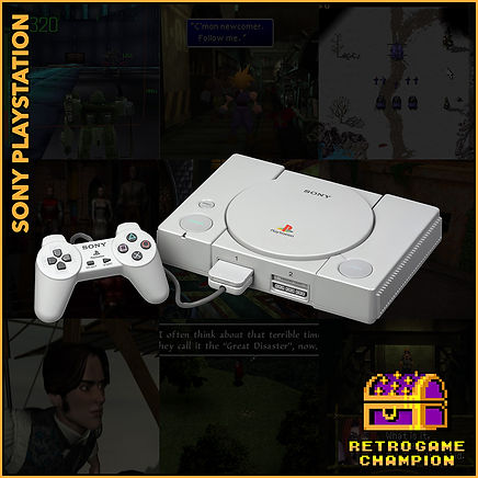 Sony PlayStation Champion Collection