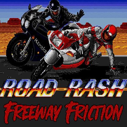Road Rash: Freeway Friction