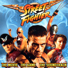 Street Fighter: The Movie: The Game: The Soundtrack