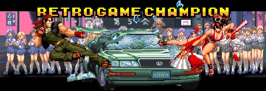 Retro Game Champion