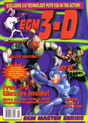 EGM 3-D