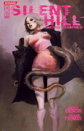 Silent Hill Comic Series