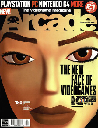 Arcade: The Videogame Magazine
