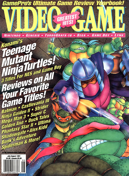 Video Game Greatest Hits_ GamePro's Ulti