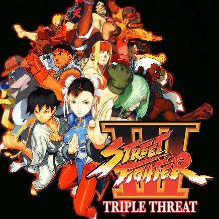 Street Fighter III: Triple Threat
