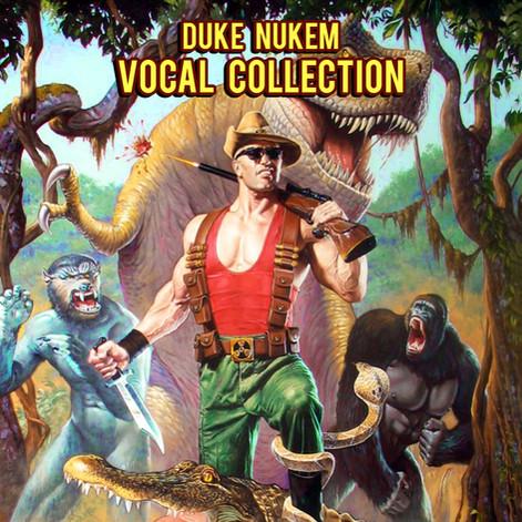 Duke Nukem: Vocal Collection