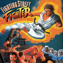 Fighting Street Fighter