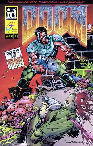 Doom Comic