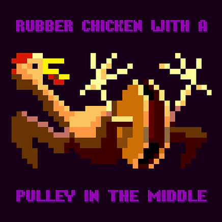 Monkey Island: Rubber Chicken With a Pulley in the Middle
