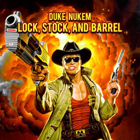 Duke Nukem: Lock, Stock, and Barrel