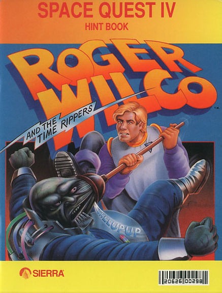 Space Quest IV - Roger Wilco and the Tim