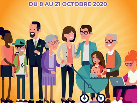Semaines de la Parentalité 2020