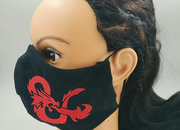 DnD Face Mask