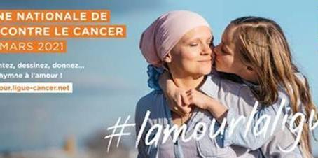 Semaine nationale de lutte contre le cancer
