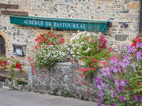 L'Auberge du Pastoureau : le nouveau menu du weekend !