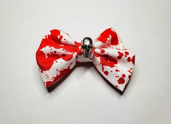 Blood Splatter bow