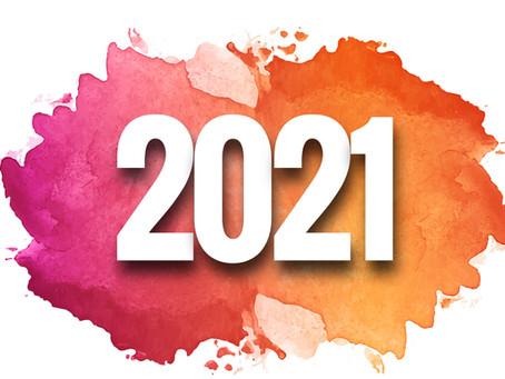 Voeux pour l'année 2021