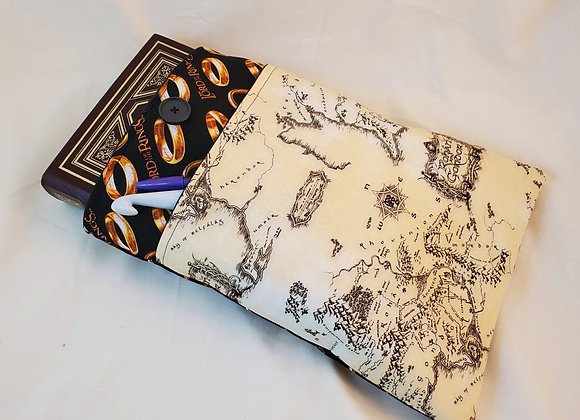 Lord of the Rings Book Sleeve/ Protector