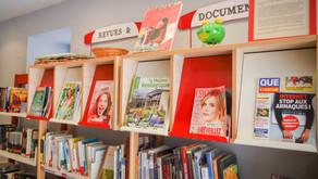 Nouvelle organisation de la bibliothèque