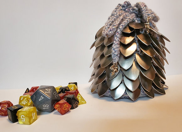ScaleMail Dice Bag