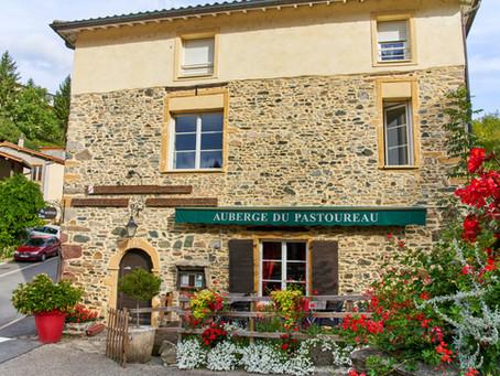 Mise à jour - Les menus à emporter de l'Auberge du Pastoureau