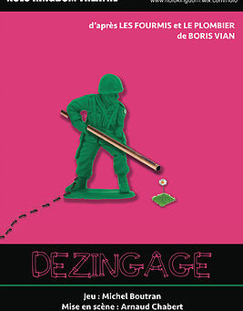 """Annulation du spectacle """"Dézinguage"""""""