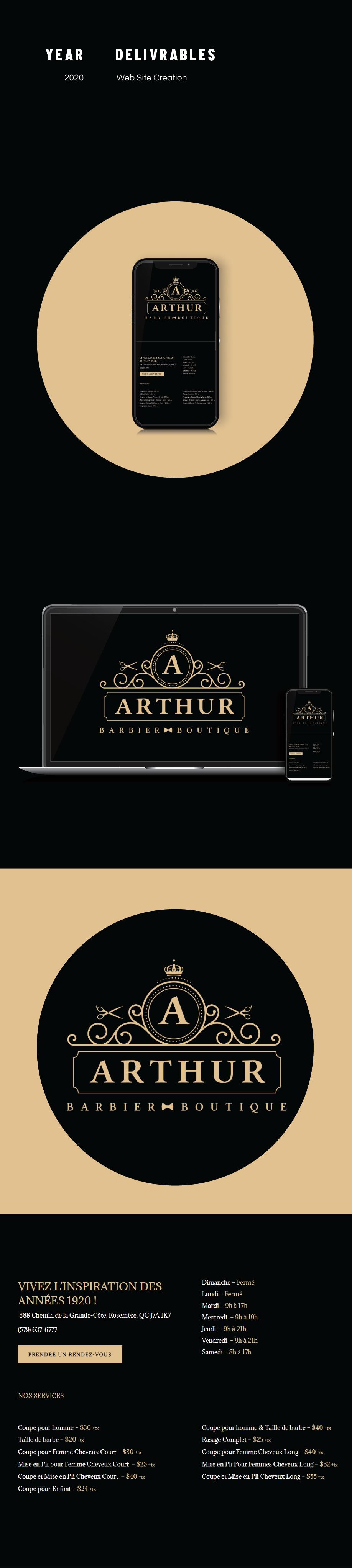 ARTHUR BARBIER
