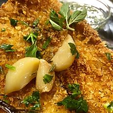 White Fish Shnitzel