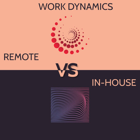 How To Adapt To The Dynamics Of Remote Work Coming From A In-House Environment