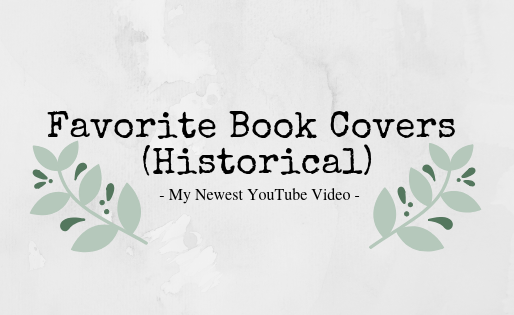 Favorite Book Covers: Historical