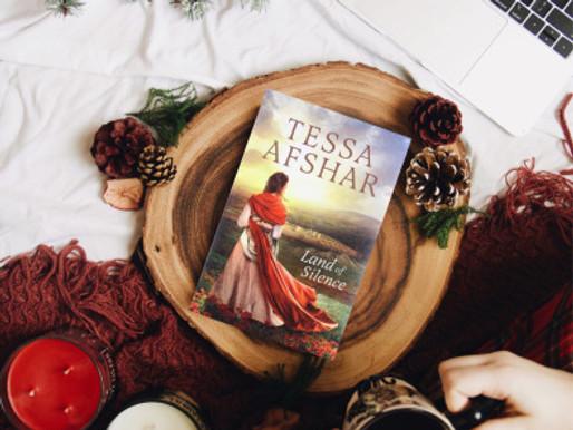 Land of Silence by Tessa Afshar