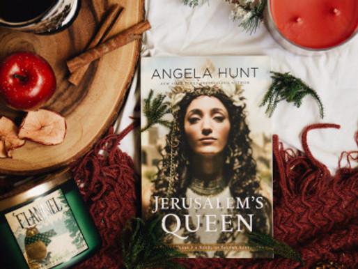 """Jerusalem's Queen"" by Angela Hunt"
