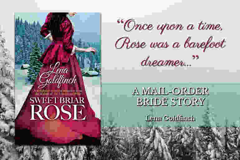 """967f35122d3 """"Sweet Briar Rose"""" by Lena Goldfinch – REVIEW"""
