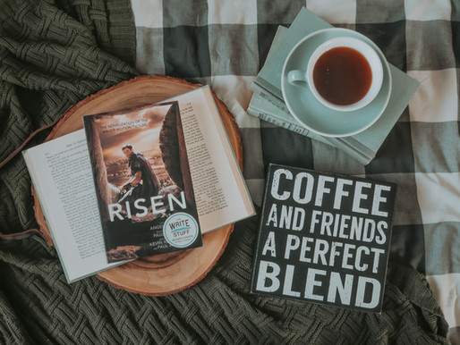 Risen by Angela Hunt (Book Review)