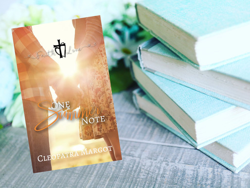 Book Review: One Summer Note by Cleopatra Margot